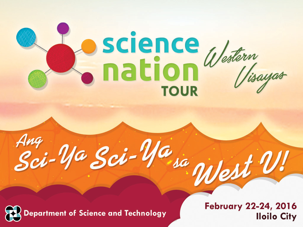Science Nation Tour Banner